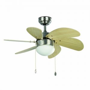 Ventilatori da soffitto con luce Palao 33183