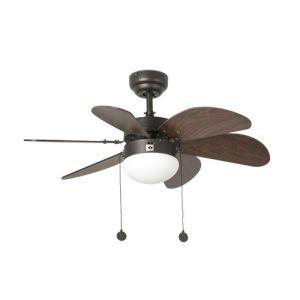Ventilatori da soffitto con luce Palao 33185